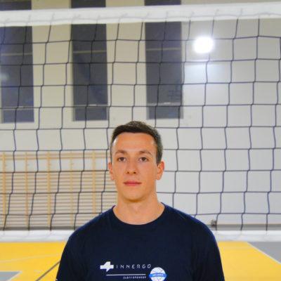 Asystent Trenera Rafał Porębski Wiek: 24  Wzrost: 180 cm Pozycja: przyjmując