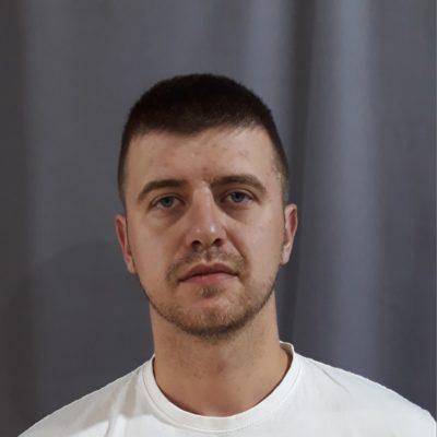 Maciej Wilkosz Pozycja: Przyjmujący Wiek: 27 Wzrost: 185 cm
