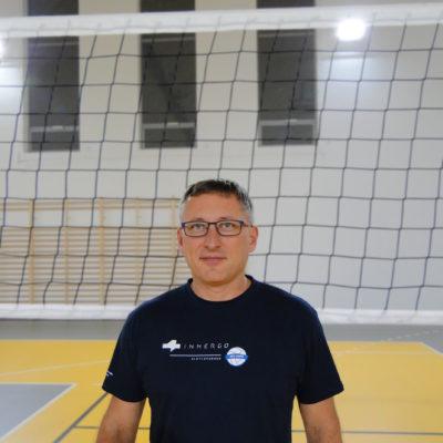 I Trener Tomasz Donatowicz