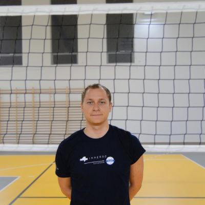 Łukasz Adamski Wiek: 25 Wzrost: 180 cm Pozycja: libero