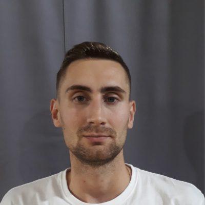 Marcin Pejski Pozycja: Środkowy Wiek: 25 Wzrost: 201 cm