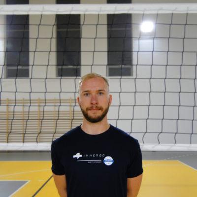 Maciej Ptak Wiek: 25 Wzrost: 182 cm Pozycja: przyjmujący