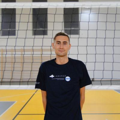 Marcin Pejski Wiek: 23 Wzrost: 201 cm Pozycja: środkowy