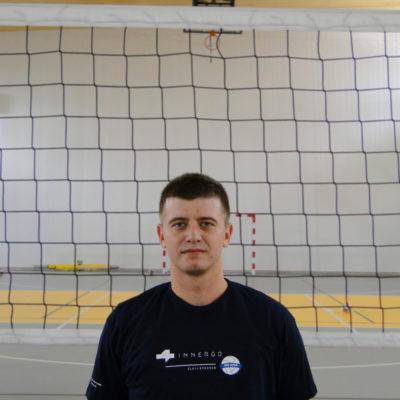 Maciej Wilkosz Wiek: 25 Wzrost: 183 cm Pozycja: środkowy
