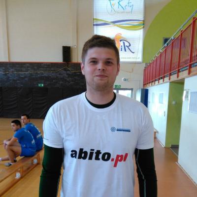 Jacek Faron Wiek: 28 Wzrost: 195 cm Pozycja: środkowy blok