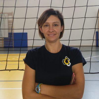 Trener Magdalena Barabasz