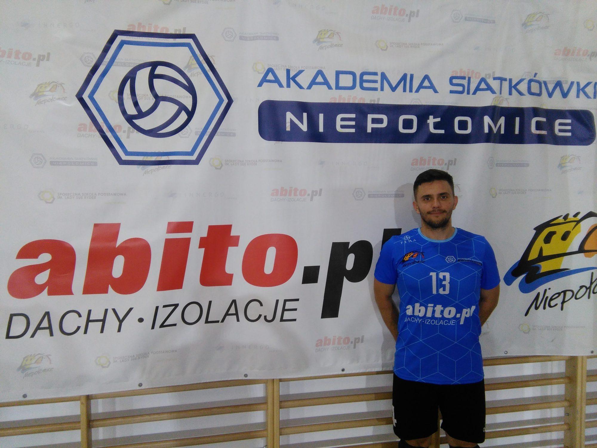 Nowy zawodnik w AS Niepołomice