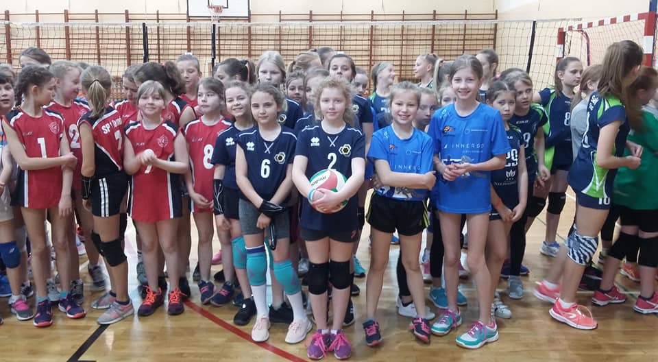 Drugi turniej eliminacyjny Kinder+Sport