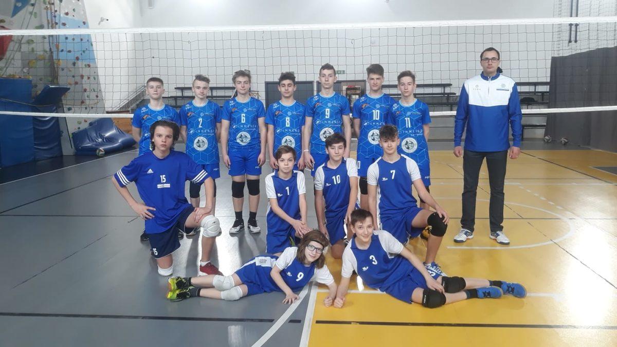 Ostatni turniej drużyny młodzików